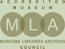 MLA Accredited Museum (opens in new window)