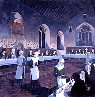 Nun's Refectory