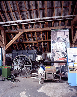 17th century stone barn - Cambridgeshire Farming