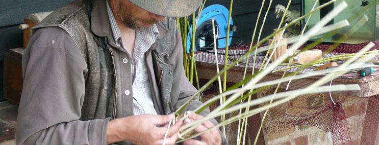 Craftsmen's workshops