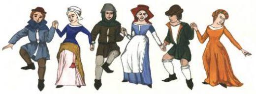 Dancing Through History Workshops