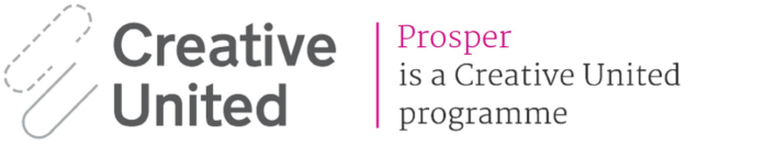We've been awarded business support from Prosper