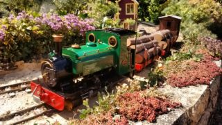 Father's Day: Live steam locomotives