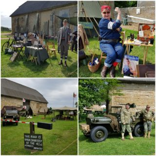 CANCELLED: 1940s Living History Weekend