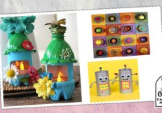Make at Home: Recycling Crafts